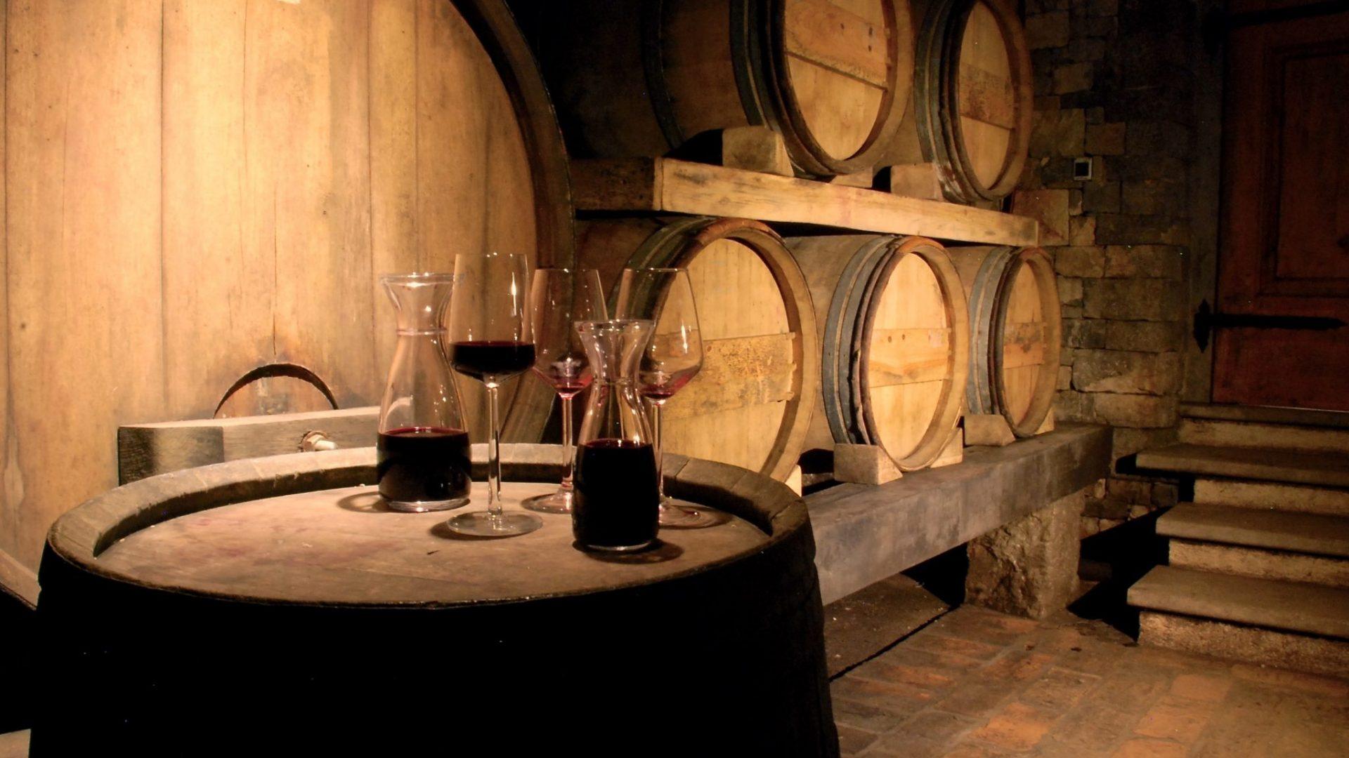 Voor onze wijnliefhebbers