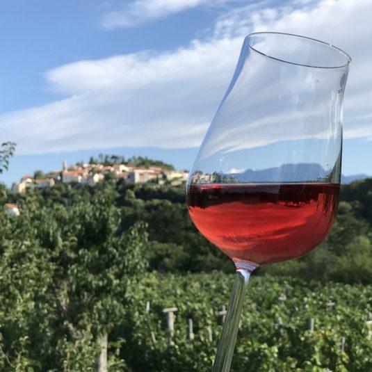 FINOVINO Sloveense wijnen - vegan rose