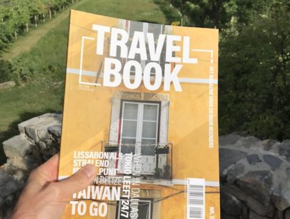 Travelbook #43 & Slovenië