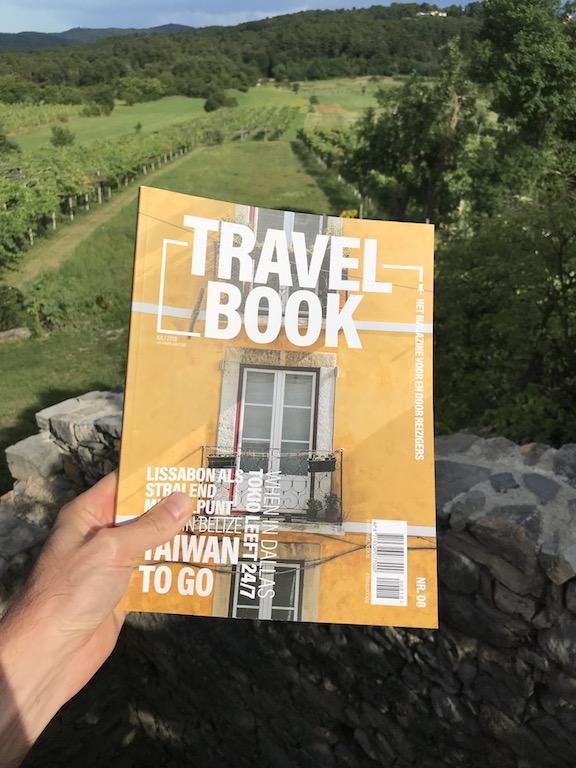 Travelbook #43 & Slovenië