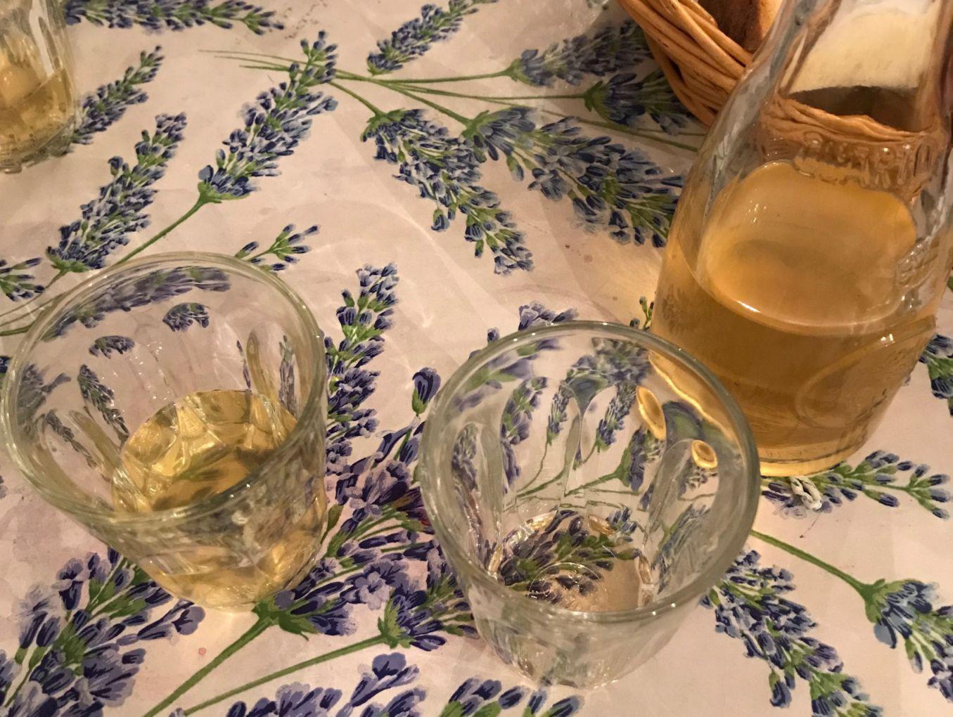 Osmica, een Sloveense culinaire ervaring bij de boer thuis