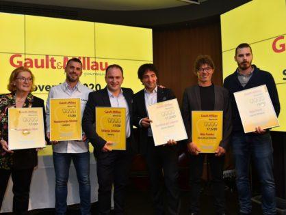 Gault & Millau - Slovenië 2020